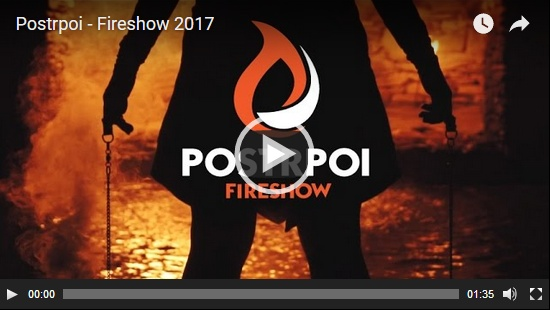 Postrpoi - Fireshow - Ohňová show video